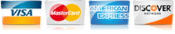 For AC in Olathe KS, we accept most major credit cards.